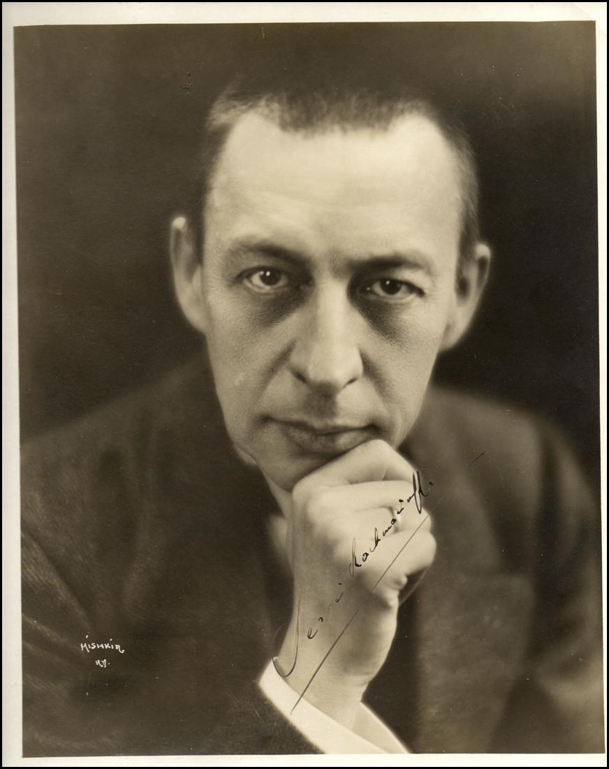 Sergei Vasilyevich Rachmaninoff* Rachmaninov·, Vladimir Ashkenazy - The Piano Concertos