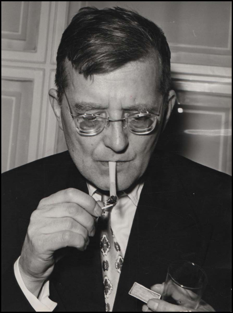 dimitri shostakovich My hero my hero: dmitri shostakovich by julian barnes under lifelong pressure  from the stalinist state, being a coward was the only sensible.